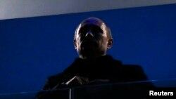 Президент России Владимир Путин в Сочи. 16 марта 2014 года.