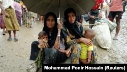 За неделю более 40 тысяч рохинджа покинули Мьянму