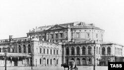 Мариинский театр в 1902 году