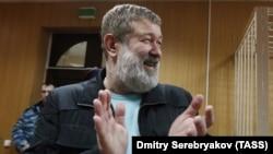 Вячеслав Мальцев в зале суда, апрель 2017
