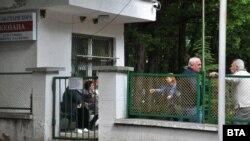 Домът за възрастни хора в Хасково, където беше извършено тестване на всички обитатели