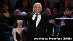 Дмитрий Хворостовский, 2016 год