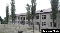 Qubanın Zərqava kəndinin məktəbi