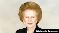 Ұлыбритания экс-премьері Маргарет Тэтчер.