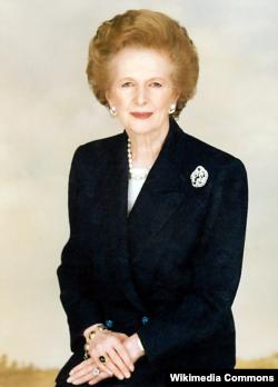 Мааргарет Тэтчер (1925-2013)
