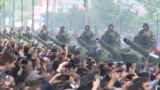 Serbia Holds Military Parade Amid Tensions With Kosovo video grab 1