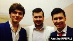 Марат Яруллин, Эмиль һәм Камил Фәхретдиновлар