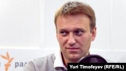Блогер и юрист Алексей Навальный