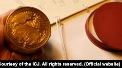 Pečat Međunarodnog suda pravde