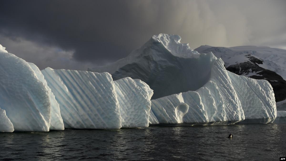 Украина купит судно для исследования Антарктиды и Мирового океана €? МОН