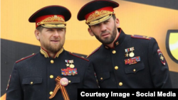 Ramzan Kadyrov və Magomed Daudov