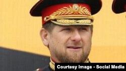 Нохчийчоьнан администрацин куьйгалхо Кадыров Рамзан.