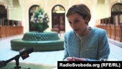Заступник голови Нацбанку Катерина Рожкова