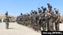 Trupat afgane, foto nga arkivi