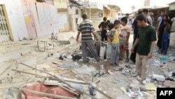 Atentat cu bombă la Husseiniyah