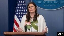 Сейра Гакабі Сандерз (на фото) переконана, що президент не є брехуном