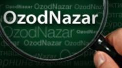 Анвар Назировнинг OzodNazarи: