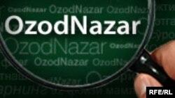 Uzbek -- Ozod Nazar section banner