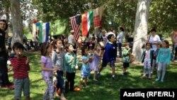 Лос Анжелеста узган татар-башкорт Сабан туе, 2016 ел