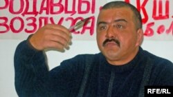 Гражданский активист Кайрат Ердебаев.