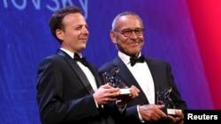 Rejissorlar Andrei Konchalovsky və Amat Escalante 73-cü Venesiya Film Festivalının qızıl şir mükafatını alırlar.