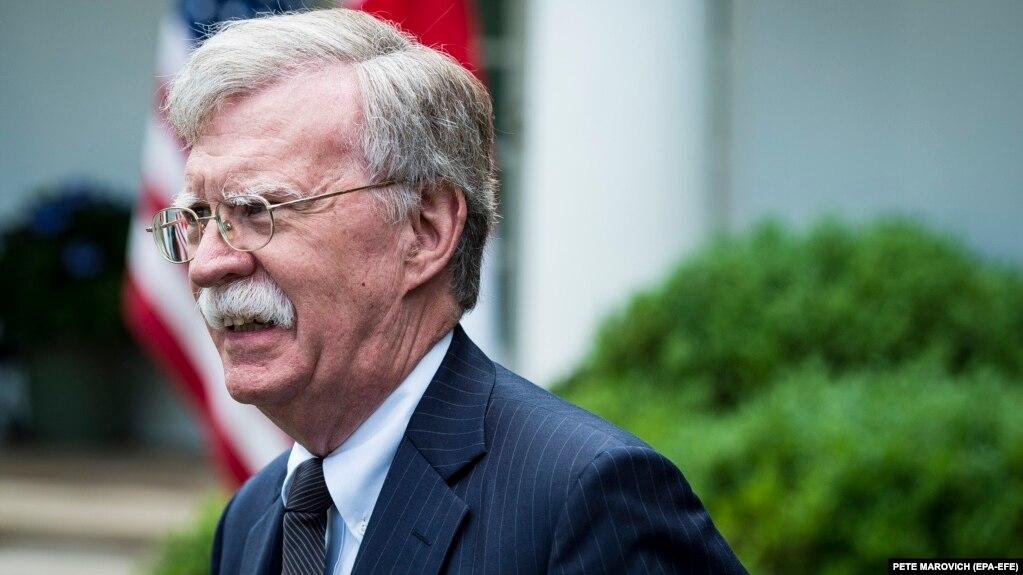 Këshilltari për siguri kombëtare i Shteteve të Bashkuara, John Bolton.