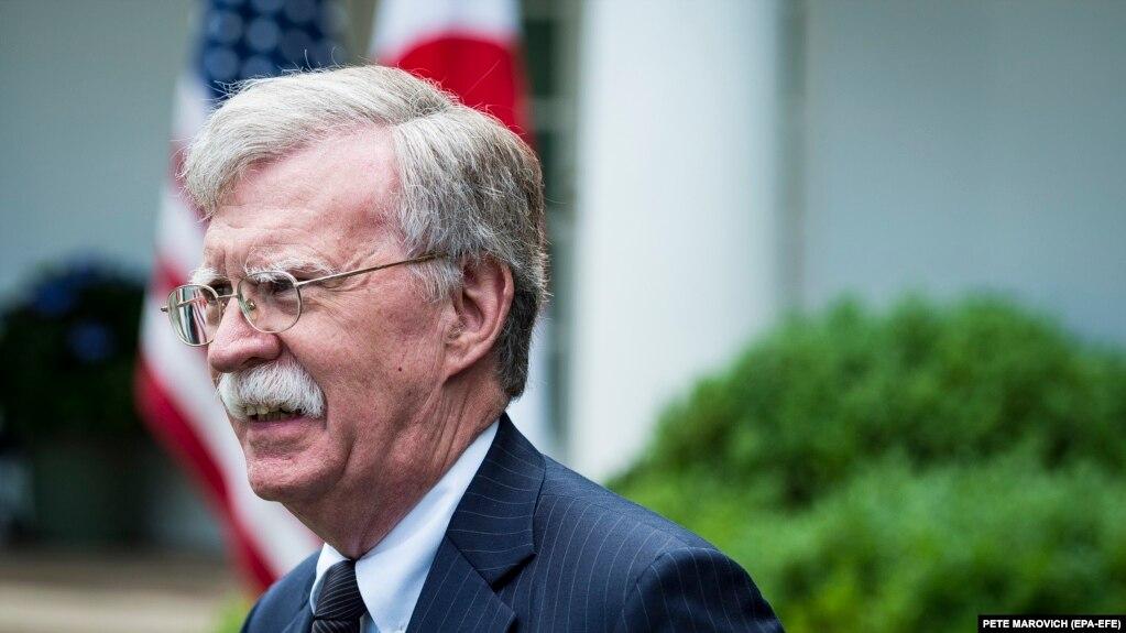 بولتون: برنامه هستهای و موشکی ایران چالش بزرگ آمریکا و اسرائیل است