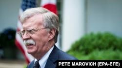 Անվտանգության հարցերով ԱՄՆ նախագահի խորհրդական Ջոն Բոլթոն, արխիվ