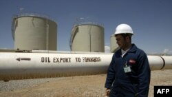 Ninety-five percent of Iraq's revenue comes from oil