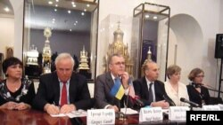 Спільна прес-конференція представників американських та українських музеїв