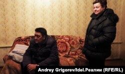 """Тимур Алибаев и Татьяна Агафетова: """"Мы, конечно, пришли и видим, что здесь тепло, очень уютно, очень комфортно, замечательная аура..."""""""