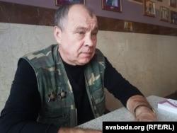 Уладальнік двух ордэнаў Чырвонай зоркі Віктар Сівохін