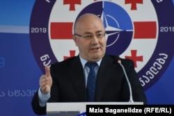 Министр обороны Грузии Леван Изория заявляет, что динамика партнерства Грузии с США и НАТО беспрецедентная, а визиты военных кораблей служат усилению мира в регионе