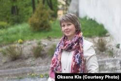Оксана Кісь