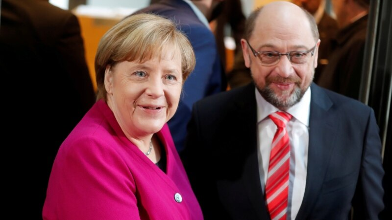 Գերմանացի սոցիալ-դեմոկրատները համաձայնել են պաշտոնական բանակցություններ սկսել «Մեծ կոալիցիայի» շուրջ