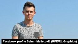 Selmir Mašetović, uhapšeni bh. student u Turskoj