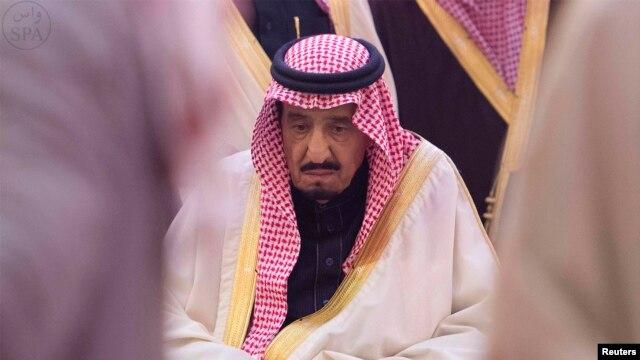 سلمان، پادشاه جدید عربستان سعودی