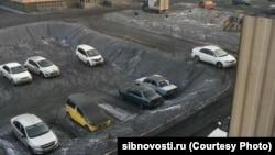 Чёрный снег