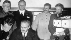 Лицом к событию. Пакт Сталина с Гитлером: триумф или трагедия?