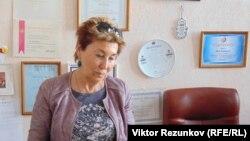 Председатель организации «Солдатские матери Санкт-Петербурга» Элла Полякова