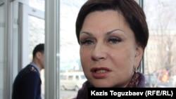 Инесса Киселева, адвокат Алмы Шалабаевой.