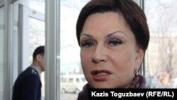 Адвокат Инесса Киселева.