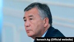 Посол Кыргызстана в Узбекистане Ибрагим Джунусов.