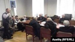 Башкортстан татар иҗтимагый үзәгенең киңәйтелгән идарә утырышы. 4 март 2014