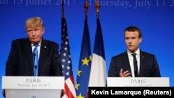 Tramp i Makron zatražili da se odmah primeni nedavno usvojena rezolucija SBUN o prekidu vatre u celoj Siriji