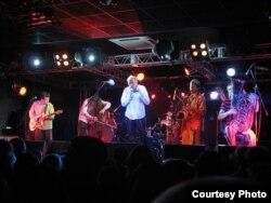 Группа ''Аукцыон'', 2010 год (Фото: Amoses)