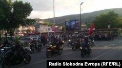 Собир за поддршка за македонските полицајци