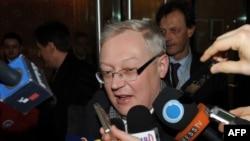 سرگئی ريابکوف، معاون وزير امور خارجه روسيه،