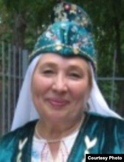Рәхимә Ахмәрова