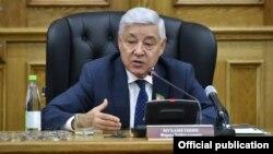 Спикер парламента РТ Фарид Мухаметшин